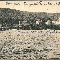 Image of La Salette Seminary, Endield N.H. - Enfield, NH