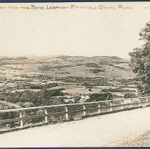 Image of Lebanon Valley from the Bend, Lebanon- Pittsfield State Road - Mount Lebanon, NY