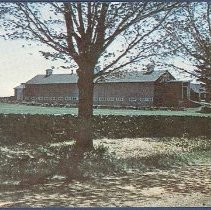 Image of Shaker Barn, Canterbury, N.H. - Canterbury, NH