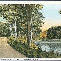 Image of Shaker Settlement, West Pittsfield, Mass. - Hancock, MA