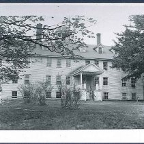 Image of [View of a Canterbury Building] - Canterbury, NH