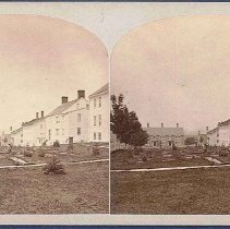 Image of 23. Church Family Looking West Toward Office - Canterbury, NH