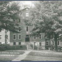 Image of Lebanon School for Boys, Mt. Lebanon N.Y. - Mount Lebanon, NY