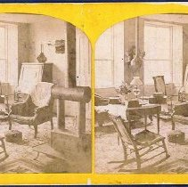 Image of [Sitting Room at Enfield] - Enfield, NH
