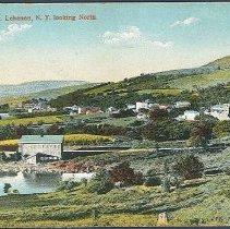 Image of Shaker Village, Mt Lebanon N.Y. Looking North - Mount Lebanon, NY