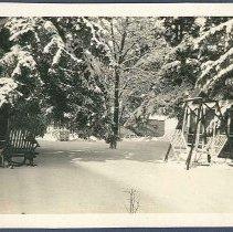 "Image of ""Winter Scene"" - Hancock, MA"