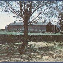 Image of Shaker Barn, Canterbury N.H. - Canterbury, NH
