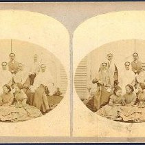 Image of [Group of Shaker Sisters] - Canterbury, NH