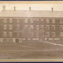 Image of [Brick Dwelling House] - Hancock, MA