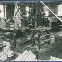 Image of [Shaker Chair Shop] - Mount Lebanon, NY