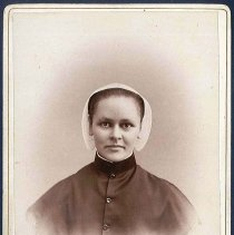 Image of [Unknown Shaker Sister] - Hancock, MA