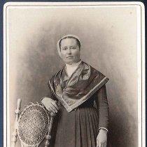 Image of [Eldress Rosetta Hendrickson] - Watervliet, NY