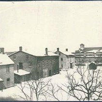 Image of [Winter View of the North Family] - Watervliet, NY
