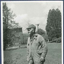 Image of [Brother Curtis White, Gardener of North Family] - Hancock, MA