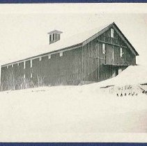 """Image of """"Barn, South Family"""" -"""