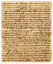 Image of 1818 John Brown to Samuel Brown