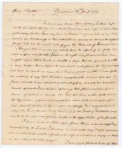 Image of 1824 John Brown to Samuel Brown