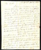 Image of 1818 Preston W. Brown to Samuel Brown
