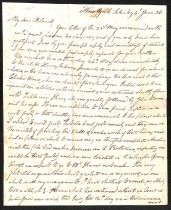 Image of 1836 Margaretta Brown to Orlando Brown