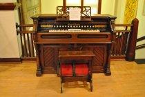 Image of 2006.030.001a-b - Organ, Reed