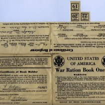 Image of 4-16-H-a - Ration Book