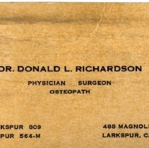 Image of 7-48-L - business card