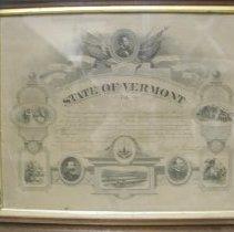 Image of Certificate, Achievement