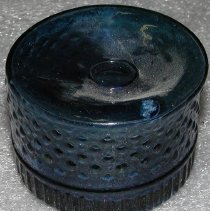 Image of Inkwell - Blue 3-mold ink