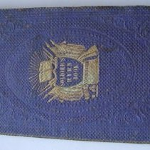 Image of Hymnal - Hymns, religious and patriotic : for the soldier and the sailor.