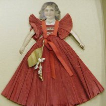 Image of Doll, Paper