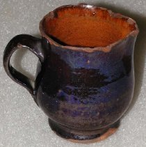 Image of Redware Pitcher