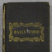 Image of Book - Daily Food for Christians