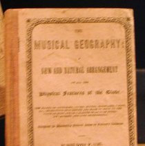 Image of Book - Musical Geography
