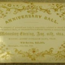Image of Invitations, Bennington, VT -