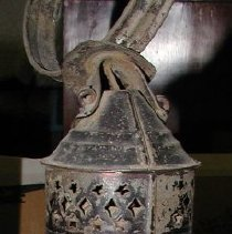 Image of Lantern, Railroad