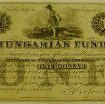 Image of Hungarian Fund -Bank Note - Hungary
