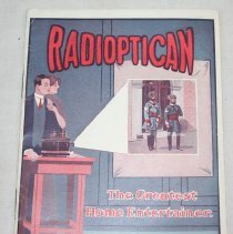 Image of H.C. White Co. Radiopticon Catalog - H.C. White Co.