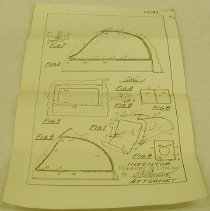 Image of Baggage Liner Technical Drawing -
