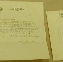 Image of Russell Letter - Russell, Pierce H.