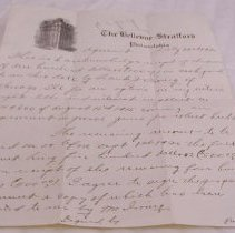 Image of Copy of Patent Sale - Ludlow, Margery Eddy Nash