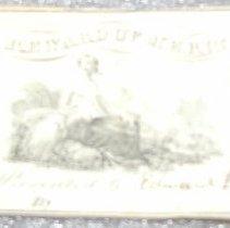 Image of Edmund Baldwin Reward Of Merit -