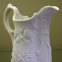 Image of Parian Pitcher