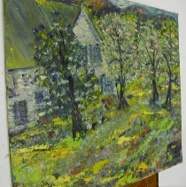 Image of Painting - Ballou-Sibley von Reuss Chenberg Home