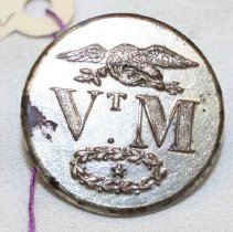 Image of Button, Military
