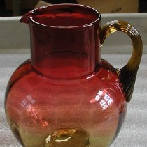 Image of Pitcher, Water