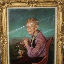 Image of Painting - Grandma Moses 100th birthday