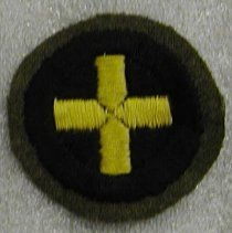 Image of Patch, Military