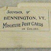 Image of Griswold of Bennington Postcard Envelope - Griswold of Bennington.