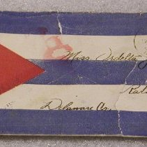Image of Cuban Flag Envelope -