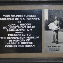 Image of Sign, Informational